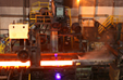 Photo: Steel manufacturing machinery