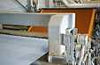 Photo: Paper manufacturing machinery